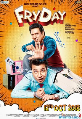 Govinda's Fryday to release on October 12
