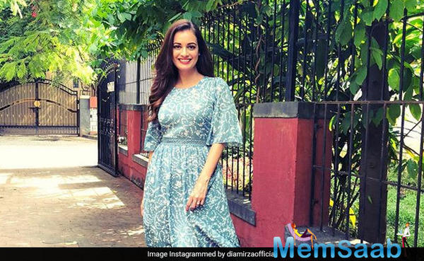 Dia Mirza, whom we last saw in the Sanjay Dutt's biopic Sanju, has bagged a role in Nikkhil Advani's upcoming TV series, Moghuls.