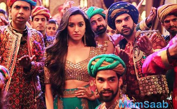Stree box office collection: Rajkummar, Shraddha Kapoor starrer inches towards 100 crore