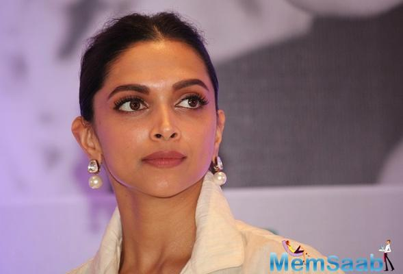 Deepika Padukone wants women to take out time for themselves without feeling guilty