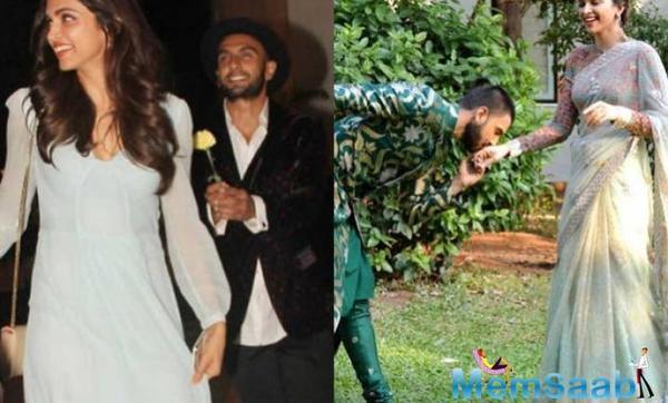Ranveer Singh starts wedding preparations