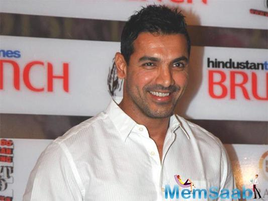 Meet the biggest fan of John Abraham!