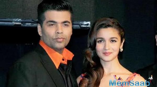 Karan Johar steals Alia Bhatt away from Sanjay Leela Bhansali
