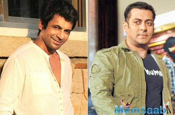 Comedian-actor Sunil Grover open up on working with Salman Khan in Bharat