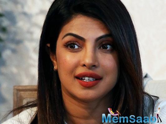 Priyanka Chopra: I'm Asthmatic