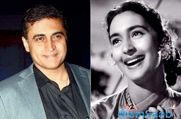 Nutan's grand-daughter Pranutan Bahl opens up about her debut film