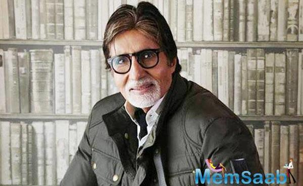 Thugs Of Hindostan: Amitabh Bachchan's first look motion poster revealed!