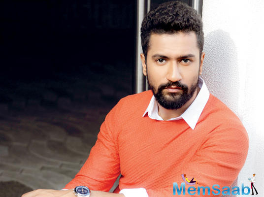 Vicky Kaushal turned poet and listened to sad songs after a break-up