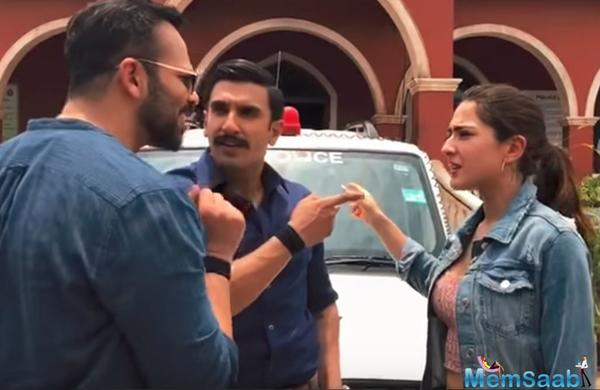 Simmba roars only for Rohit Shetty