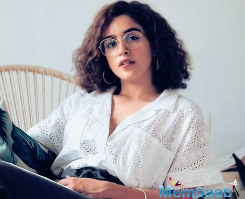 Sanya Malhotra: Feels like a dream to have worked with Vishal Bharadwaj