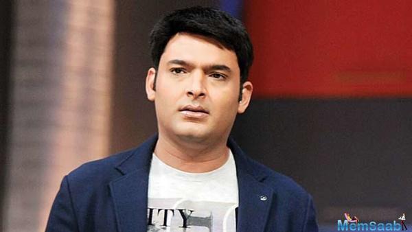 Comedy king Kapil Sharma in a detox programme