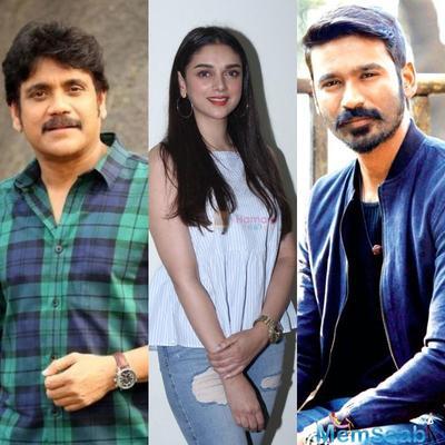 Dhanush's second directorial venture: Know more about Nagarjuna and Aditi R Hydari starrer period drama