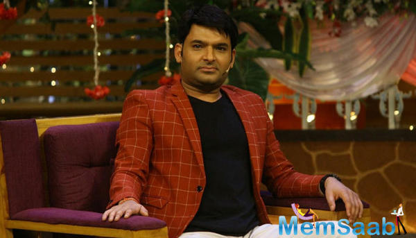 Kapil Sharma is on a detox drive; set to make a comeback next month