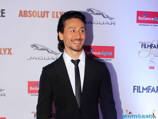 Tiger Shroff: Don't do anything you'll regret