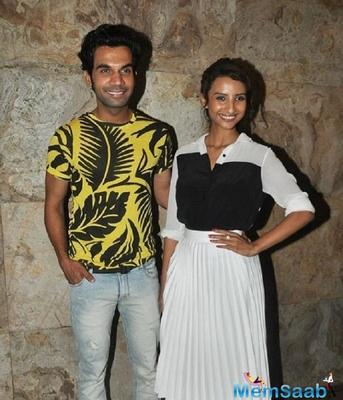 Rajkummar Rao: Patralekha is my best friend