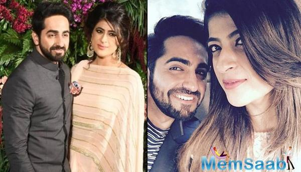 Ayushmann Khurrana on his wife's breast cancer: Tahira and I decided to fight the battle with positivity