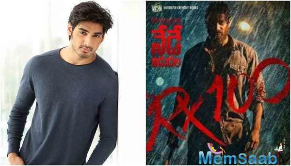 Suniel Shetty's son Ahan Shetty ready to make his Bollywood debut with Telugu film RX 100's remake
