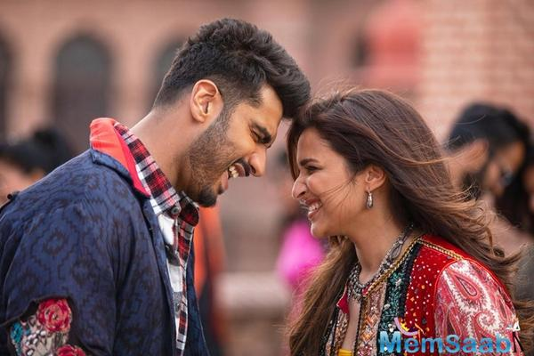 Arjun Kapoor and Parineeti Chopra to have their respective production houses?