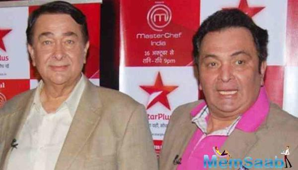Randhir Kapoor on Rishi Kapoor's Health issue: How can people speculate he has cancer