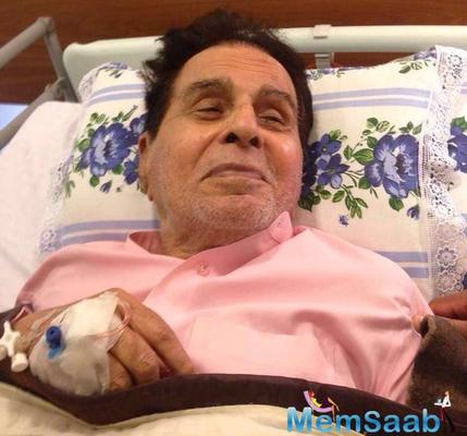 Veteran actor Dilip Kumar deteriorates