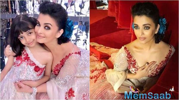 Aish turns showstopper for Manish Malhotra at fashion show in Doha