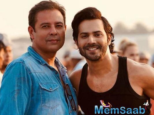 Varun Dhawan will feature in a cameo in Salman Khan-starrer Bharat.