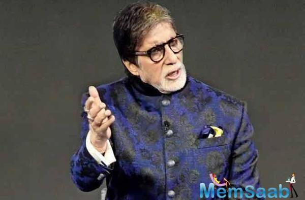 Amitabh Bachchan: No woman should be subjected to any kind of misbehaviour