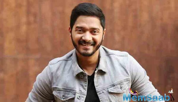 Shreyas Talpade is excited about trying his hand at the thriller genre with Setters.
