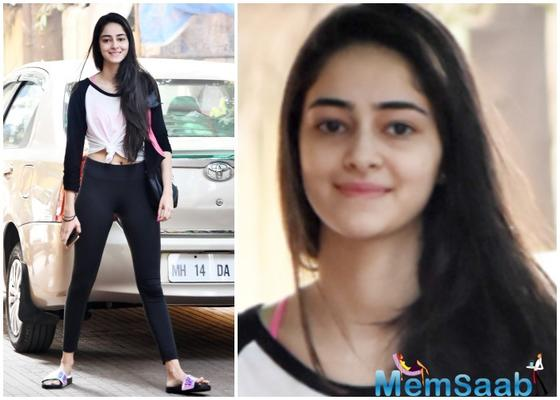 India's biggest cosmetic brand signs Ananya Panday as their brand endorser