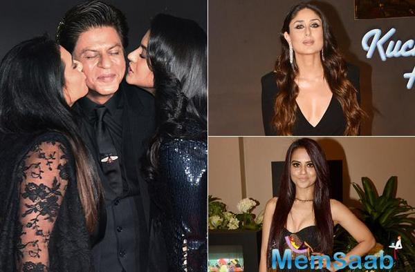 See pics: Kuch Kuch Hota Hai's 20th anniversary celebration