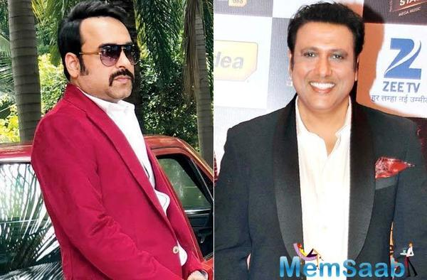 Pankaj Tripathi draws inspiration from Govinda For Dance Number In Shakeela Biopic
