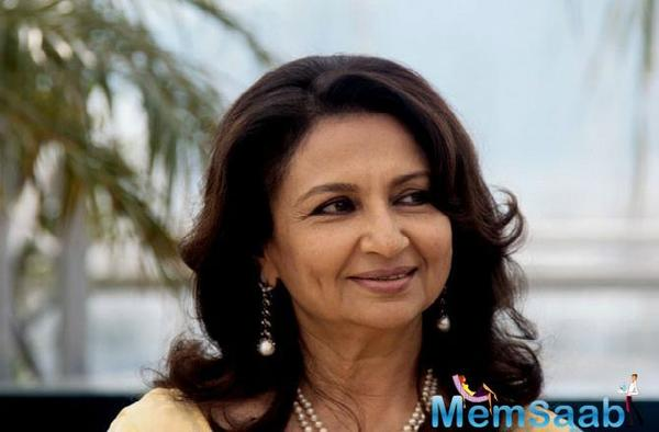 Sharmila Tagore: Gender solidarity is positive