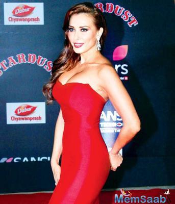 Iulia Vantur: Salman urged me to take up this offer