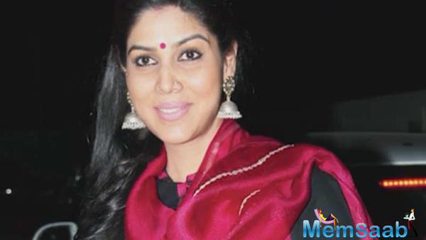 Sakshi Tanwar welcomes baby girl Dityaa
