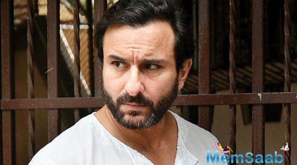 I am not allowed to talk: Saif Ali Khan on Sacred Games 2