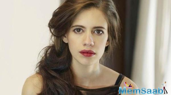 Kalki Koechlin, who has always been drawn to experimental projects like a moth to a flame, is all set to enter the digital space with a web-series called, Smoke.