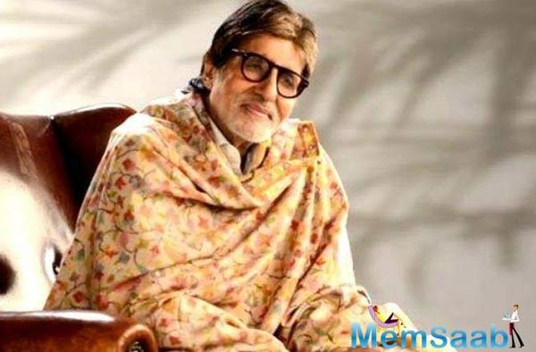 Amitabh Bachchan urges commuters to prioritise Rail safety