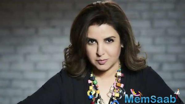 Farah Khan dodges questions after brother Sajid Khan's #MeToo episode