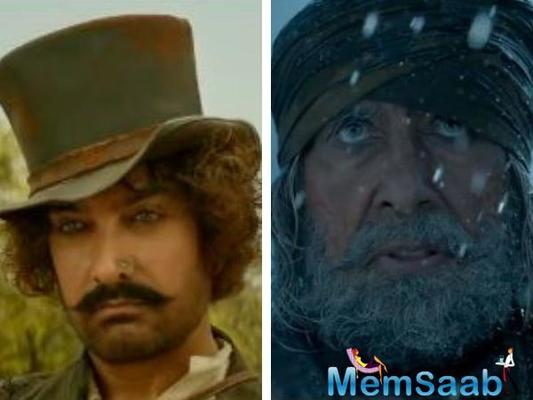 Amitabh Bachchan and Aamir Khan ready to storm box office?