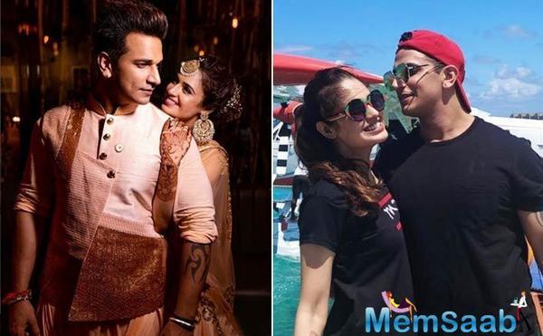 Prince Narula has some special Karwa Chauth plans for wifey Yuvika Chaudhary!