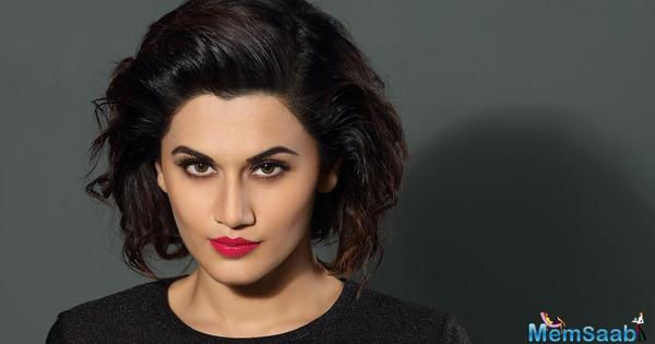 Asked when did she realise she wanted to be an actor, Taapsee said: