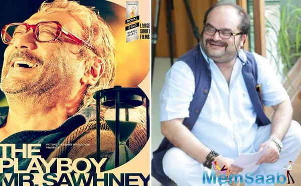 Jackie Shroff has been fetching accolades for his performance in writer-director Tariq Naved Siddiqui's recently released short, The Playboy Mr Sawhney.