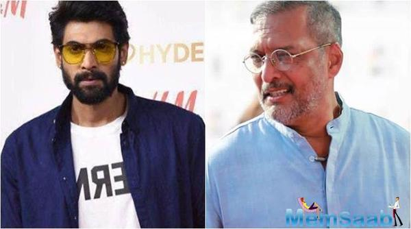 According to Mumbai Mirror, South sensation Rana Daggubati has replaced Nana Patekar for his role in Housefull 4. The Baahubali antagonist confirmed the news to the tabloid.