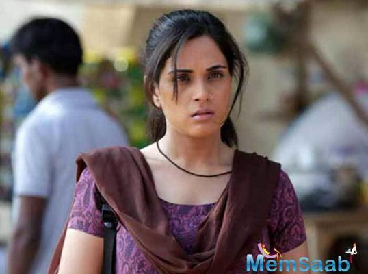 Richa Chadha: Shakeela is classic case of #MeToo