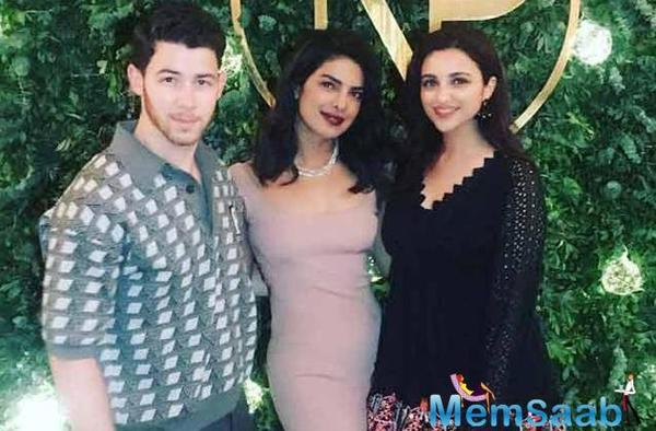 Parineeti Chopra wants $5 million shoe-hiding fee from Nick Jonas