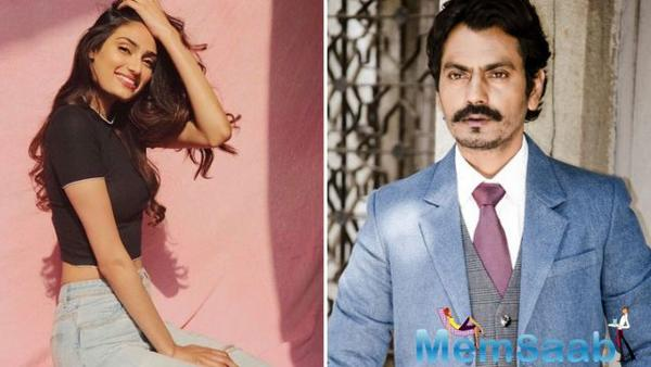 Athiya Shetty: Learning a lot about acting by observing Nawazuddin Siddiqui