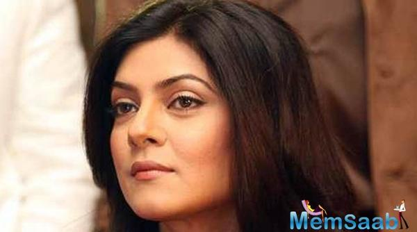 Sushmita Sen shares her 'Ring' of truth on social media