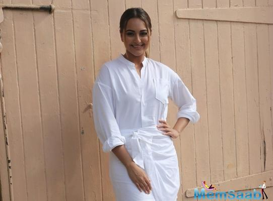 Sonakshi Sinha says looking good was never a priority in her life