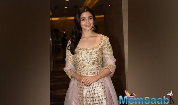 Alia Bhatt shoots round the clock for Kalank and Brahmastra
