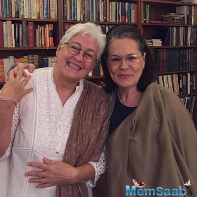 Veteran film and theatre actor Nafisa Ali shared a poignant post about being diagnosed with stage 3 cancer. In a subsequent post, she added that she has been diagnosed with peritoneal and ovarian cancer.
